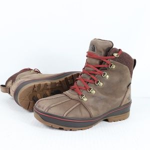 The North Face Mens 10 Heat Seeker Winter Boots